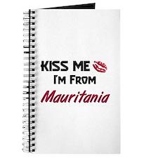 Kiss Me I'm from Mauritania Journal