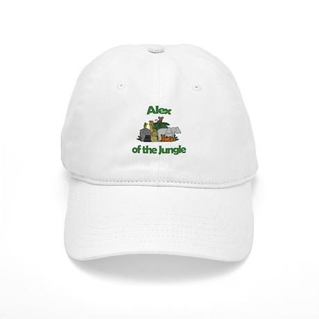 Alex of the Jungle Cap