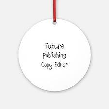 Future Publishing Copy Editor Ornament (Round)