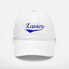 Xavier Vintage (Blue) Baseball Baseball Cap