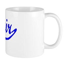 Yair Vintage (Blue) Mug