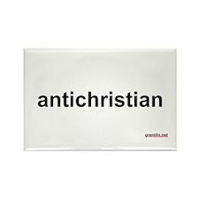 BTR: antichristian Rectangle Magnet (100 pack)