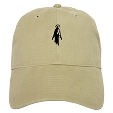 Divine Intervention Stencil Baseball Cap