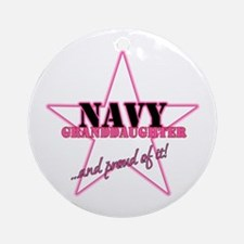 Proud Of It Ornament (Round)