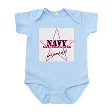 Proud Of It Infant Bodysuit