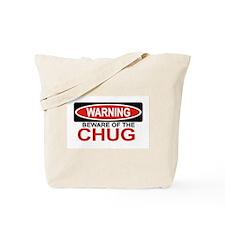 CHUG Tote Bag