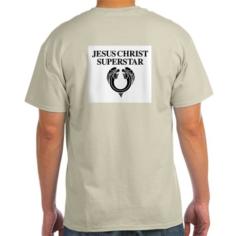 Jesus Christ Superstar Ash T-Shirt