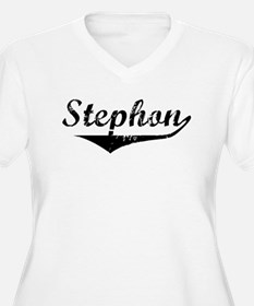 Stephon Vintage (Black) T-Shirt