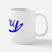 Zachery Vintage (Blue) Mug