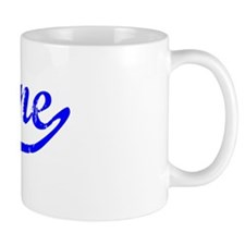 Zane Vintage (Blue) Mug