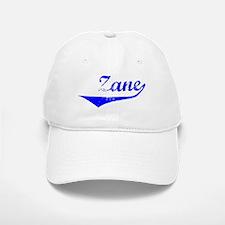 Zane Vintage (Blue) Baseball Baseball Cap