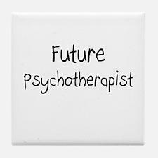 Future Psychotherapist Tile Coaster