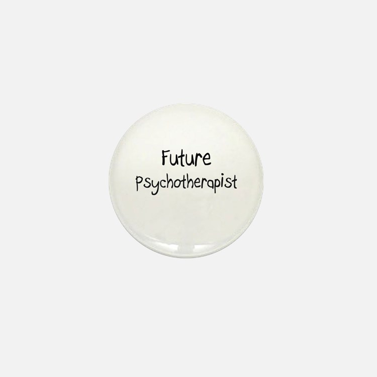 Future Psychotherapist Mini Button