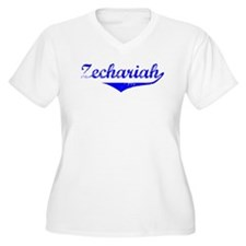 Zechariah Vintage (Blue) T-Shirt