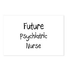 Future Psychiatric Nurse Postcards (Package of 8)