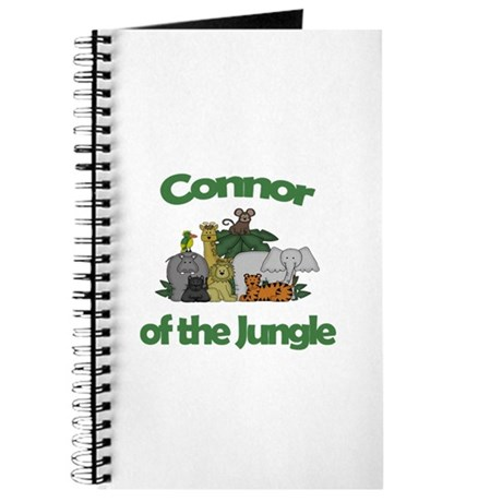Connor of the Jungle Journal