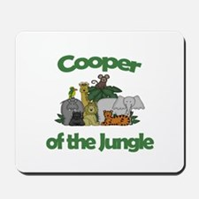 Cooper of the Jungle Mousepad