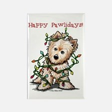 Holiday NT Rectangle Magnet
