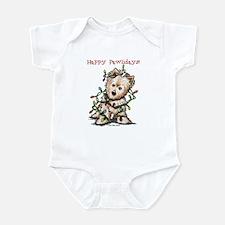 Holiday NT Infant Bodysuit