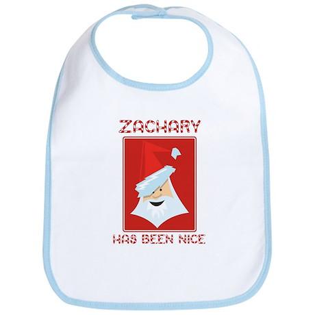 ZACHARY has been nice Bib