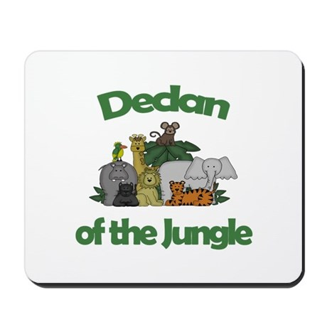 Declan of the Jungle Mousepad