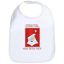 CRISTAL has been nice Bib