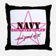 Proud Of It Throw Pillow