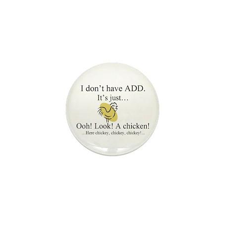 chikins Mini Button (100 pack)