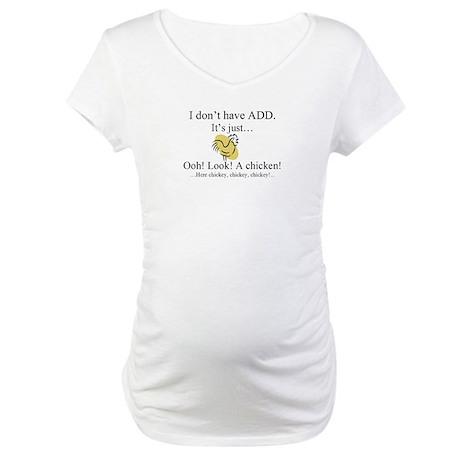 chikins Maternity T-Shirt