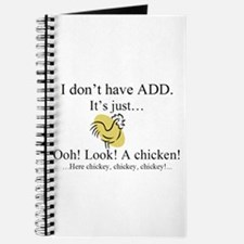 chikins Journal