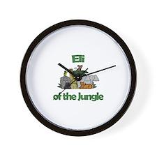Eli of the Jungle  Wall Clock