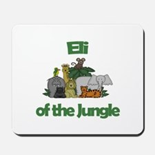 Eli of the Jungle Mousepad