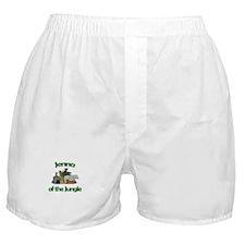 Jenna of the Jungle Boxer Shorts