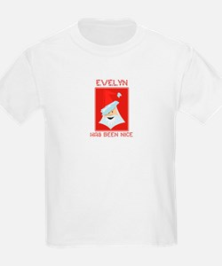 EVELYN has been nice T-Shirt