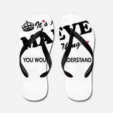 MAEVE thing, you wouldn't understand Flip Flops