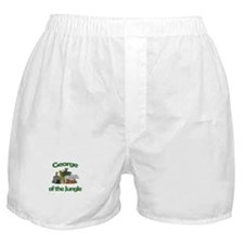 George of the Jungle  Boxer Shorts