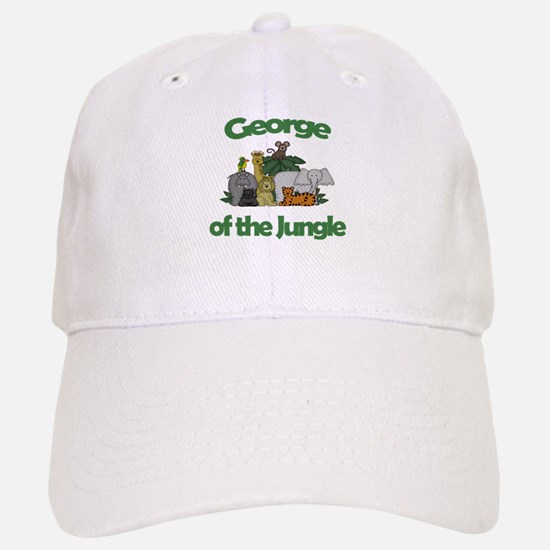 George of the Jungle Baseball Baseball Cap