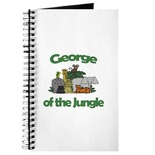 George of the Jungle Journal