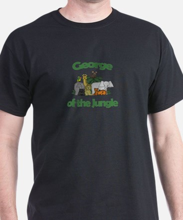 George of the Jungle  T-Shirt