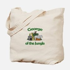 George of the Jungle  Tote Bag