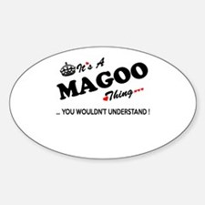 MAGOO thing, you wouldn't understand Decal