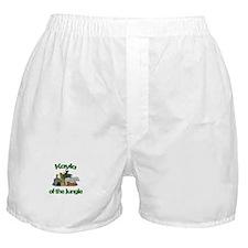 Kayla of the Jungle Boxer Shorts