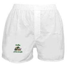 Kelly of the Jungle Boxer Shorts