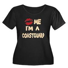 Kiss Me I'm A Coastguard T