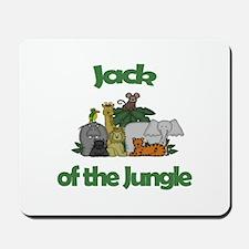 Jack of the Jungle Mousepad