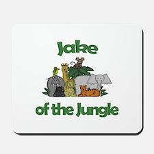 Jake of the Jungle Mousepad