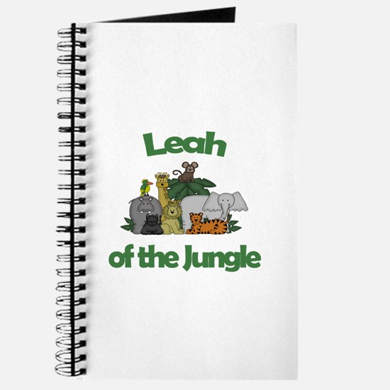 Leah of the Jungle Journal