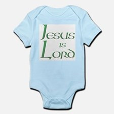 Jesus is Lord Infant Creeper