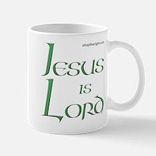 Jesus is Lord Mug
