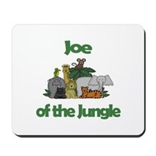 Joe of the Jungle Mousepad